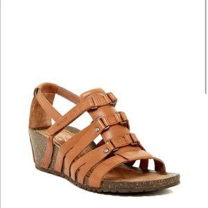 Teva Cabrillo Wedge Sandals
